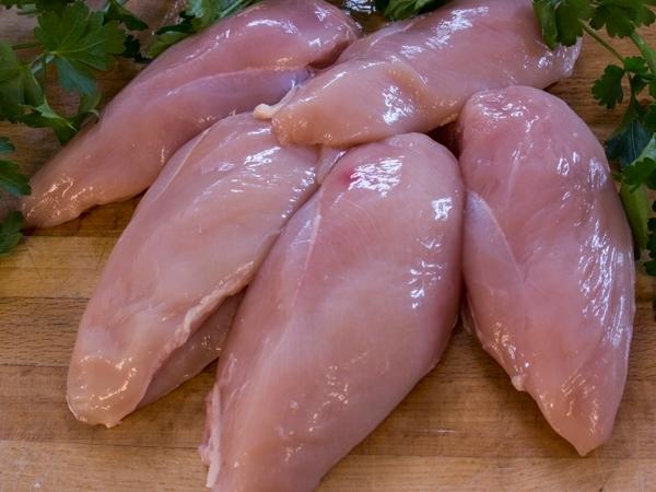 Fresh Chicken Breast Fillets