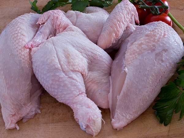 Fresh Chicken Quarters