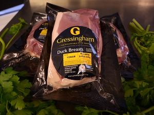 Gressingham Duck Breasts (2 per pack)