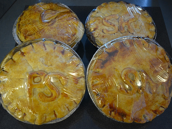 Homemade Individual Pies
